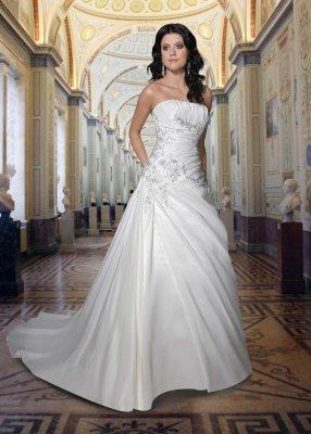Fotos de los vestidos mas lindos de novia