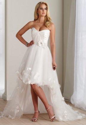 vestidos de novia cortos 2015 – vestidos de boda